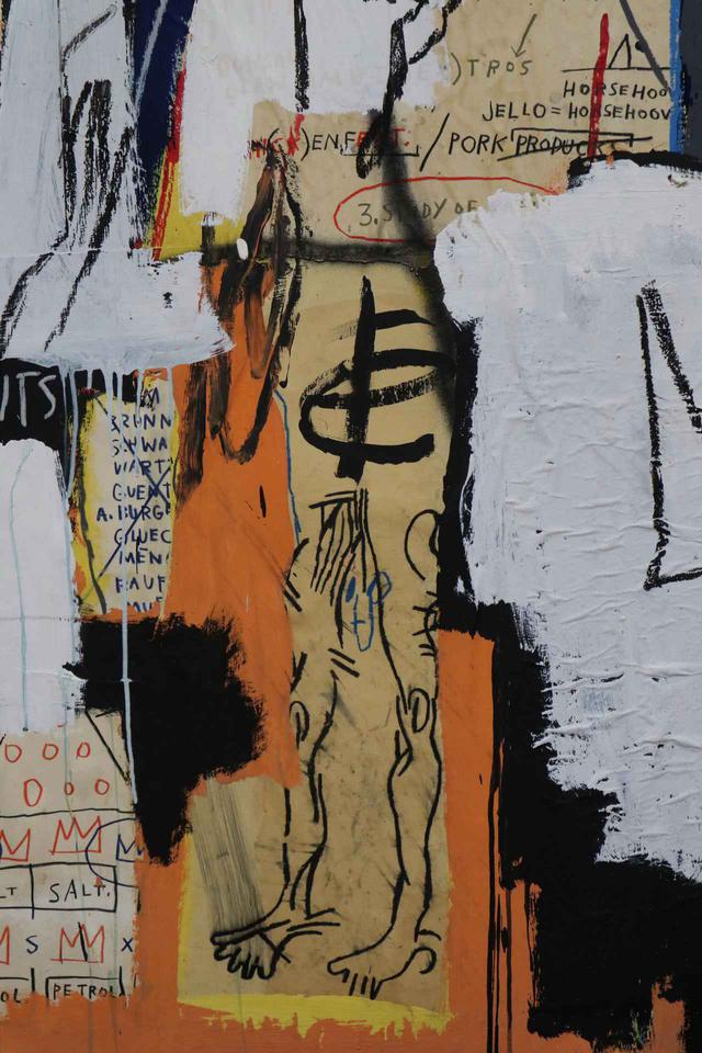 画像2: ジャン=ミシェル・バスキア Fooey, 1982 The Museum of Art, Kochi Artwork © Estate of Jean-Michel Basquiat. Licensed by Artestar, New York