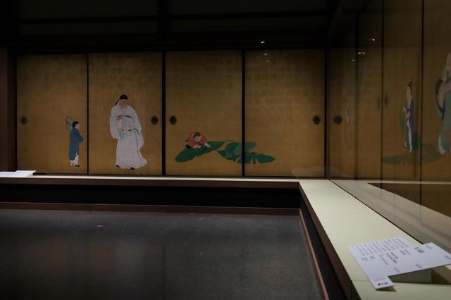 画像: 円山応挙 郭子儀図 江戸時代 天明8(1788)年 大乗寺客殿襖絵
