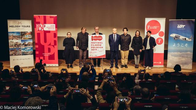 画像2: 「ポーランド映画祭2019」開催!巨匠イエジー・スコリモフスキ監督、最新作が上映のフィリプ・バヨン監督、そしてポーランドで演出を学んだ石川慶監督も登壇!