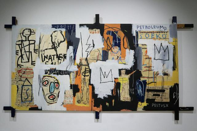 画像1: ジャン=ミシェル・バスキア Fooey, 1982 The Museum of Art, Kochi Artwork © Estate of Jean-Michel Basquiat. Licensed by Artestar, New York