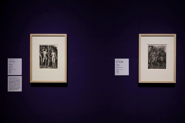 画像: 皇帝ルドルフ2世がさかんに蒐集したアルブレヒト・デューラーの傑作銅版画