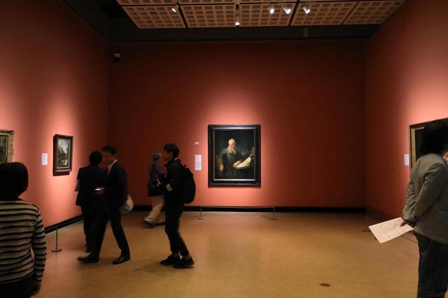 画像: 一時は皇帝権威の経済的な基盤を支えるほどの力を持ったオランダ地方の自由交易都市群から生まれたオランダ絵画の部屋