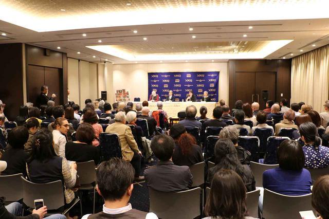 """画像1: """"日本はまだ劇的に変われる可能性はある""""森達也監督、""""相手は政治権力ではなくて、同調圧力 """"河村光庸P-東京国際映画祭 日本映画スプラッシュ部門作品賞『i-新聞記者ドキュメント-』"""