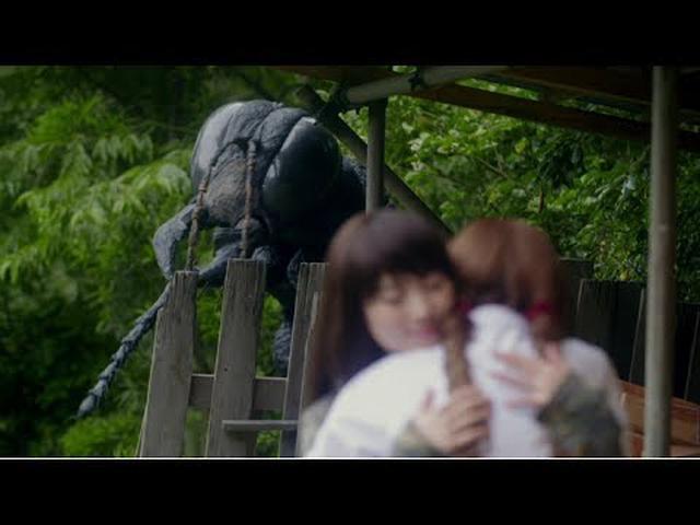 画像: 「巨蟲列島」実写映像 40秒ショートPV youtu.be