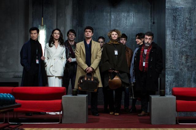 画像1: © (2019) TRÉSOR FILMS – FRANCE 2 CINÉMA - MARS FILMS- WILD BUNCH – LES PRODUCTIONS DU TRÉSOR - ARTÉMIS PRODUCTIONS