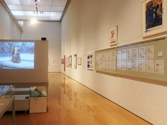画像5: 展覧会会場風景- photo(C)兵庫県立美術館 -cinefil art review