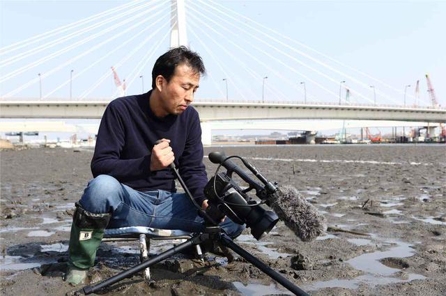 画像2: 金賞: 村上浩康 (むらかみ ひろやす) 監督 『東京干潟』『蟹の惑星』