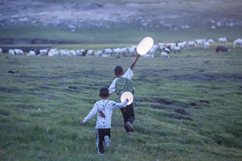 画像: グランプリ ペマツェテン (Pema Tseden) 監督 ●『気球』 中国 / 2019 / 102 分