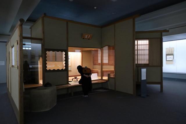 画像: 金森宗和 茶室「夕佳亭」再現 原建築 江戸時代 寛永年間