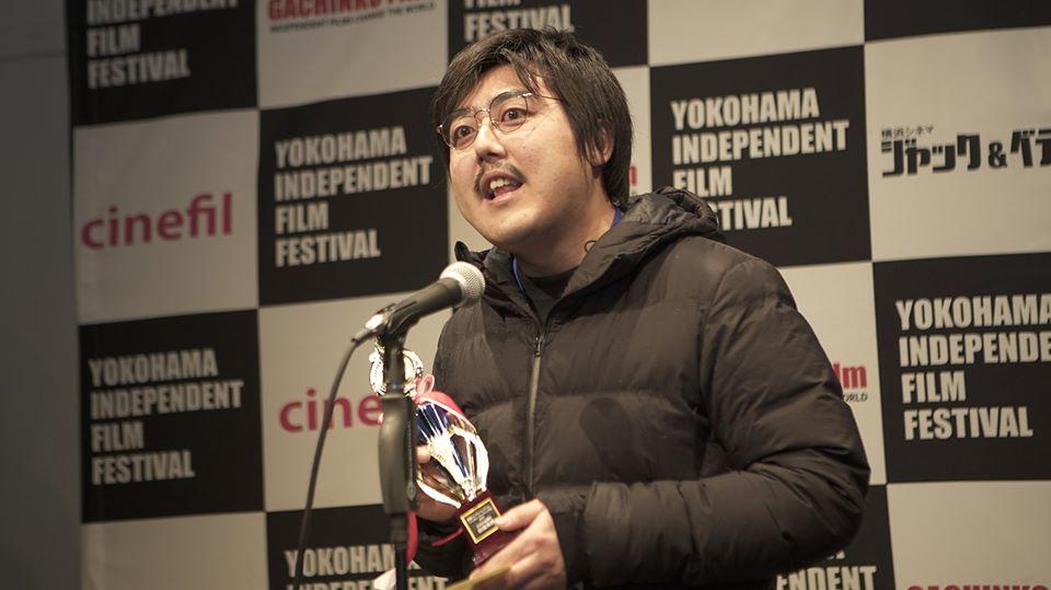 画像: これからもメッセージ性のある作品をつくると語った和泉直青監督