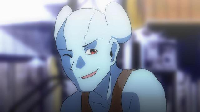 画像: アニメーション部門最優秀賞 『マウスマン ゼロ』ピエール伊東監督