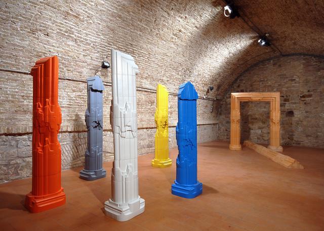 画像: ニーノ・カルーソ《シチリアの記憶》1999-2004年