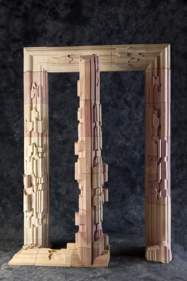 画像: ニーノ・カルーソ《アーチ/彫刻(セジェスタ)》1988-91年