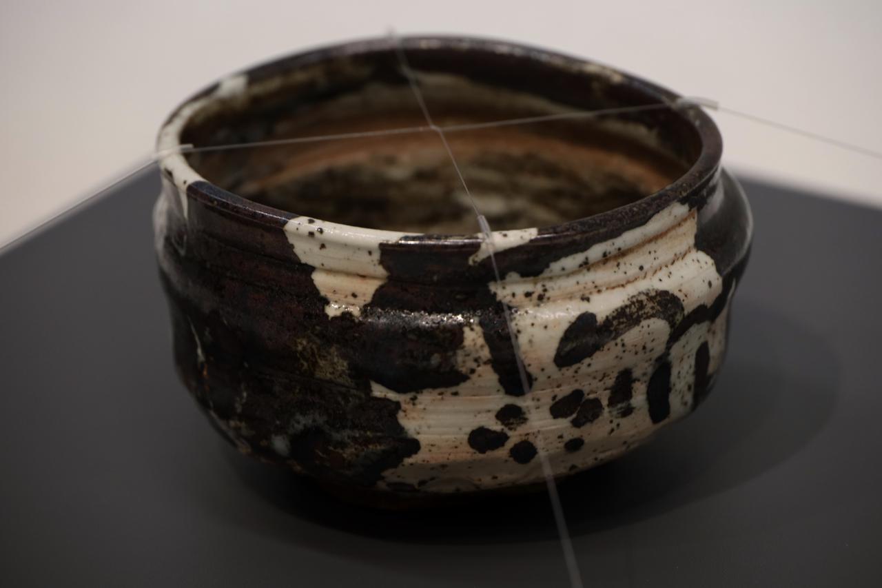 画像: 御所丸茶碗 李王朝朝鮮時代 17世紀 北三井家旧蔵