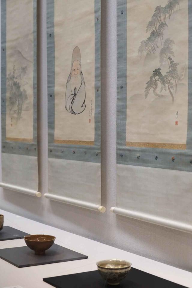 画像: 円山応挙 「福禄寿図・天保九如図」 江戸時代 寛政2(1790)年