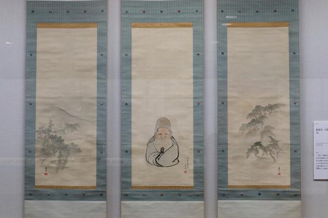 画像: 円山応挙 「福禄寿図・天保九如図」 江戸時代 寛政2(1790)年 北三井家旧蔵