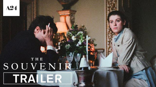 画像: The Souvenir | Official Trailer HD | A24 www.youtube.com