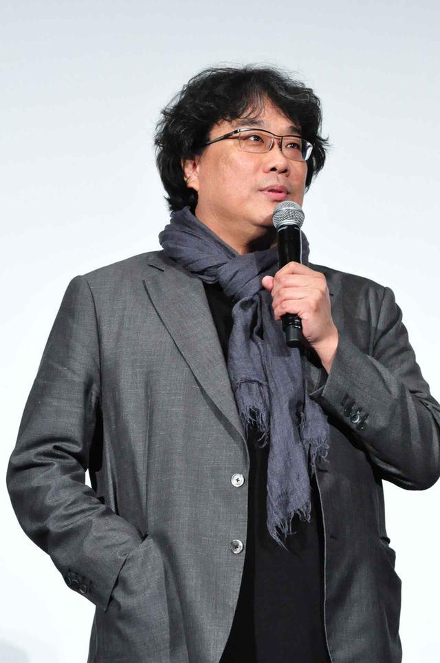 画像: ポン・ジュノ監督