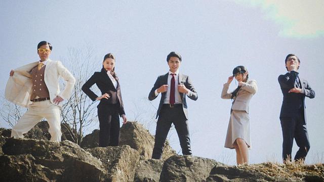 画像: 『正装戦士スーツレンジャー』(18)  上田慎一郎監督、石井貴就