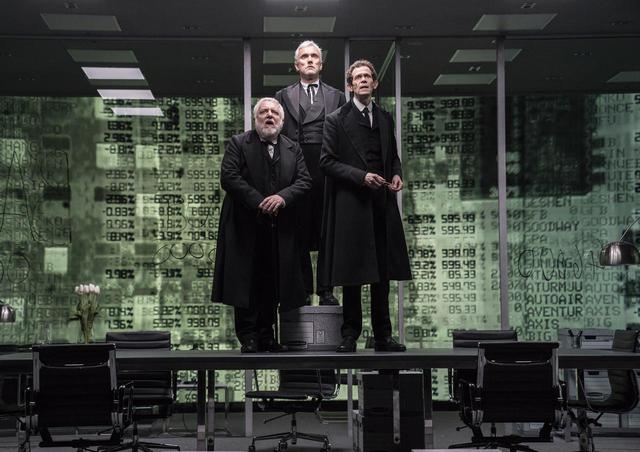 画像1: © NTL 2019 The Lehman Trilogy - Simon Russell Beale, Ben Miles and Adam Godley. Photo by Mark Douet