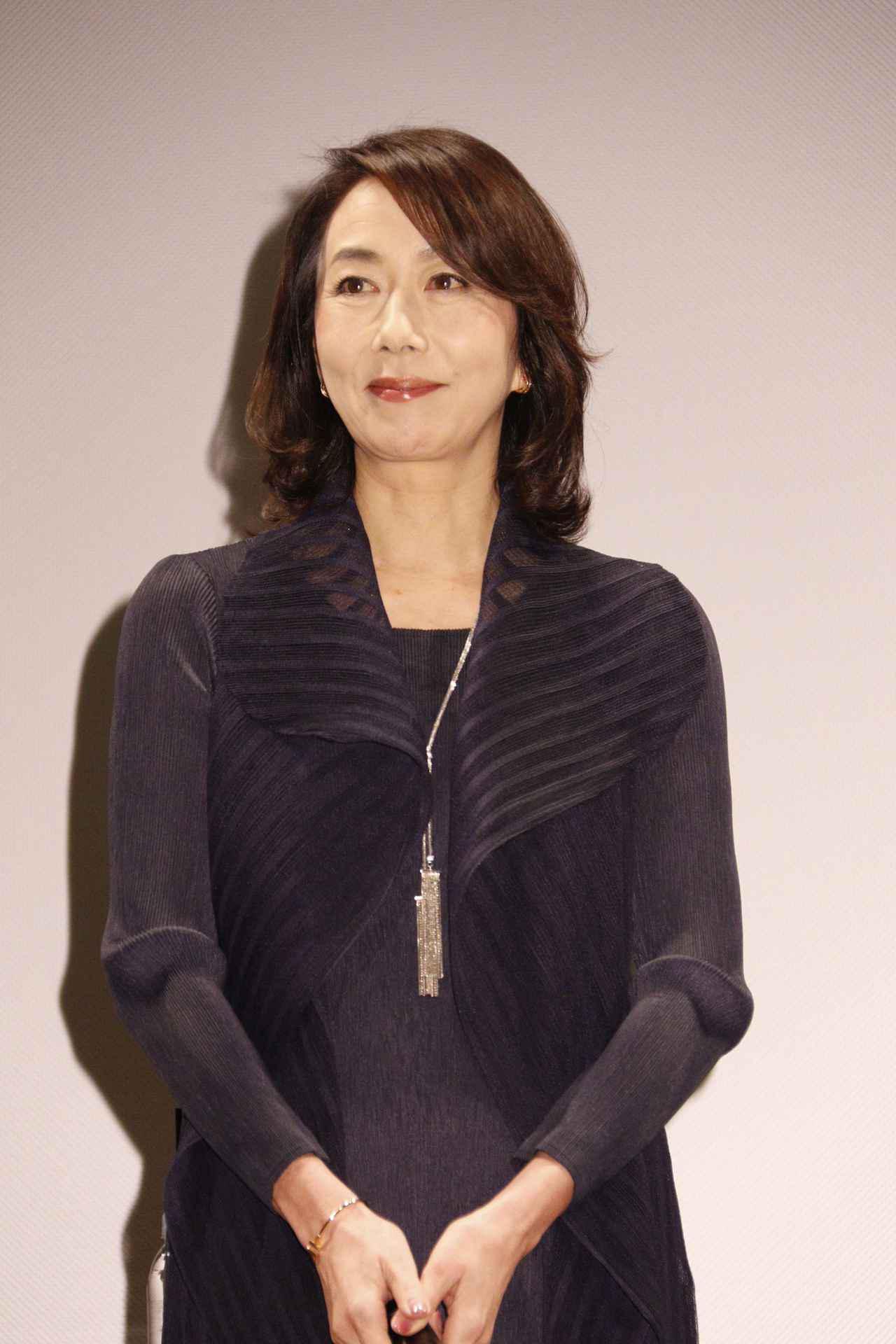 画像: 長野智子さん(報道キャスター)