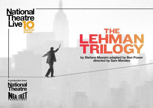 画像5: © NTL 2019 The Lehman Trilogy - Simon Russell Beale, Ben Miles and Adam Godley. Photo by Mark Douet