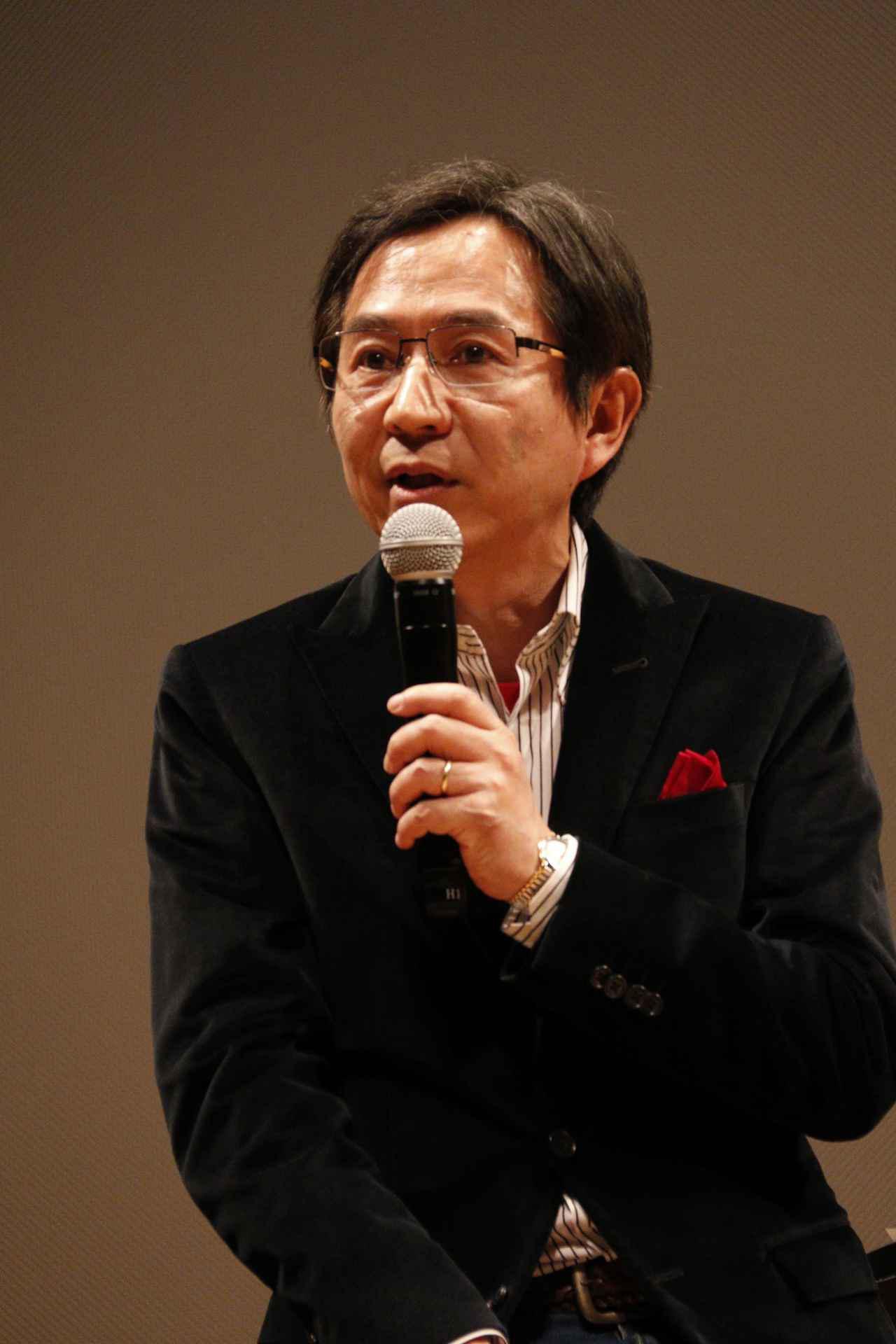 画像: 下村健一さん(元TBSニューヨーク支局)