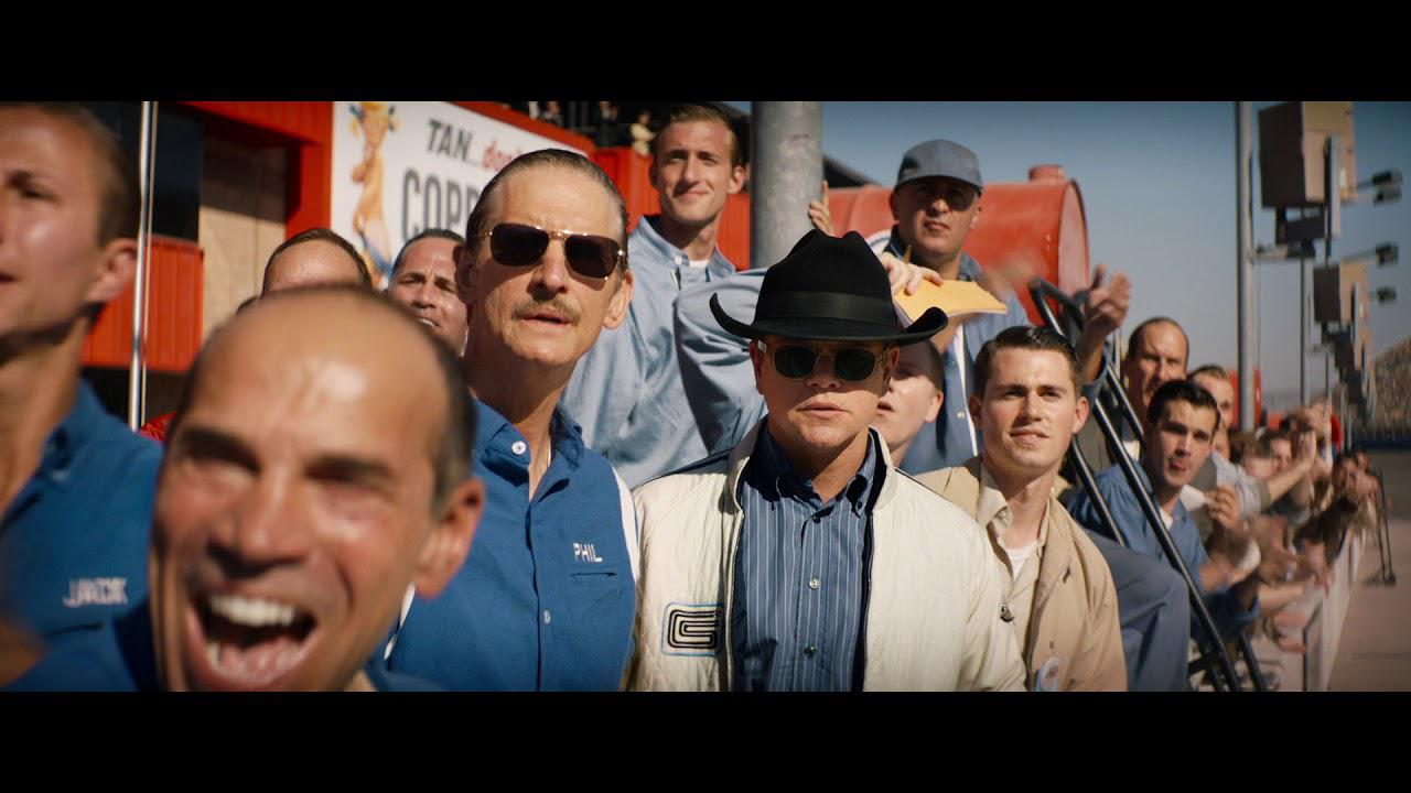 画像: 1966年のル・マン24時間耐久レースを描くマット・デイモン×クリスチャン・ベイル『フォードvsフェラーリ』予告 youtu.be
