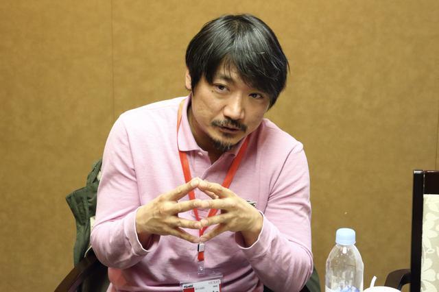 画像1: パク・ジョンボム監督
