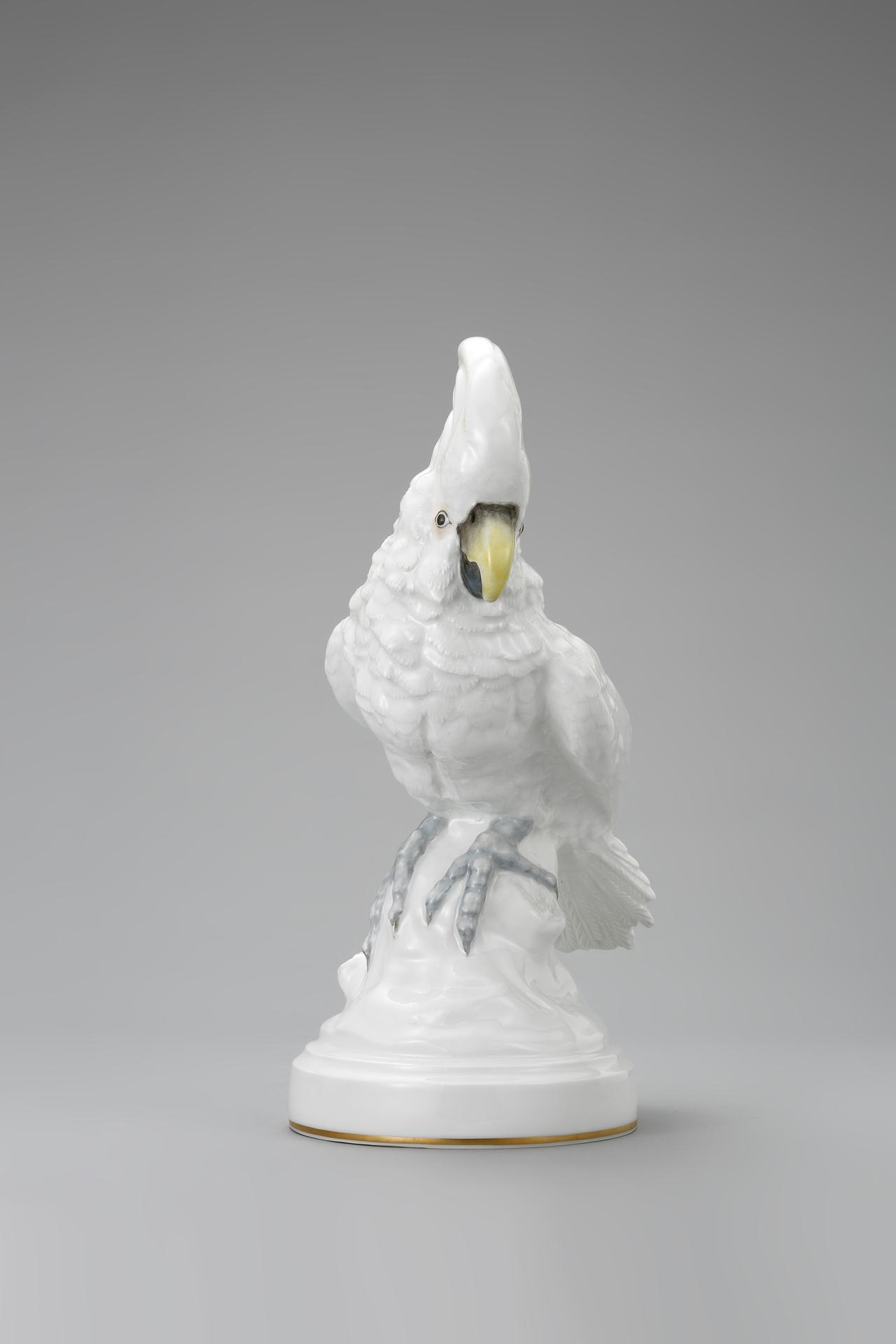 画像: 鸚鵡   1928年 東京村田コレクション