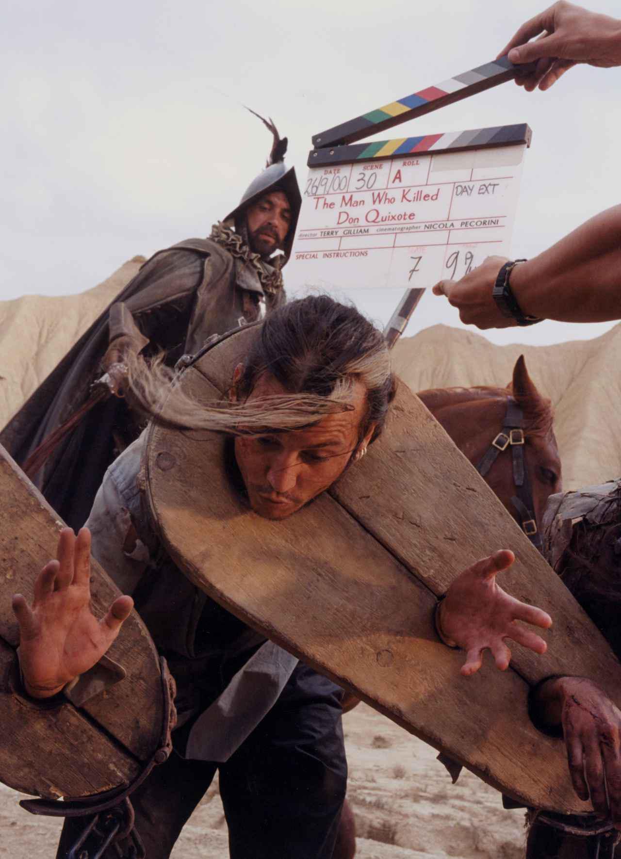 画像1: 『ロスト・イン・ラ・マンチャ』 © 2001 QUIXOTE FILMS LIMITED ALL RIGHTS RESERVED