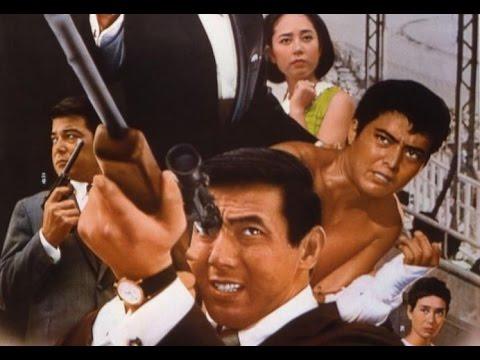 画像: Massacre Gun Original Trailer (Yasuharu Hasebe, 1967) youtu.be