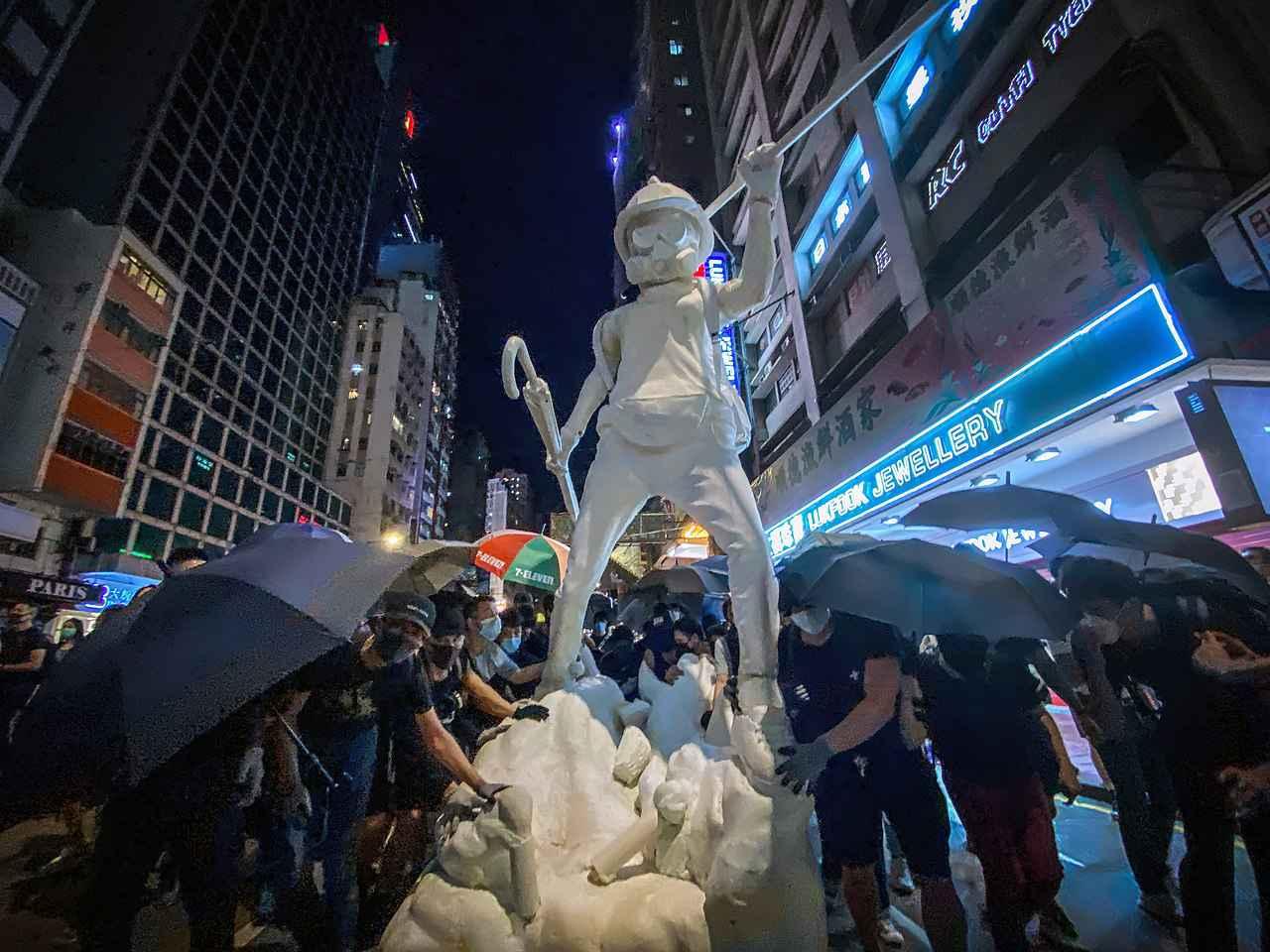 画像: Lady Liberty Hog Kong