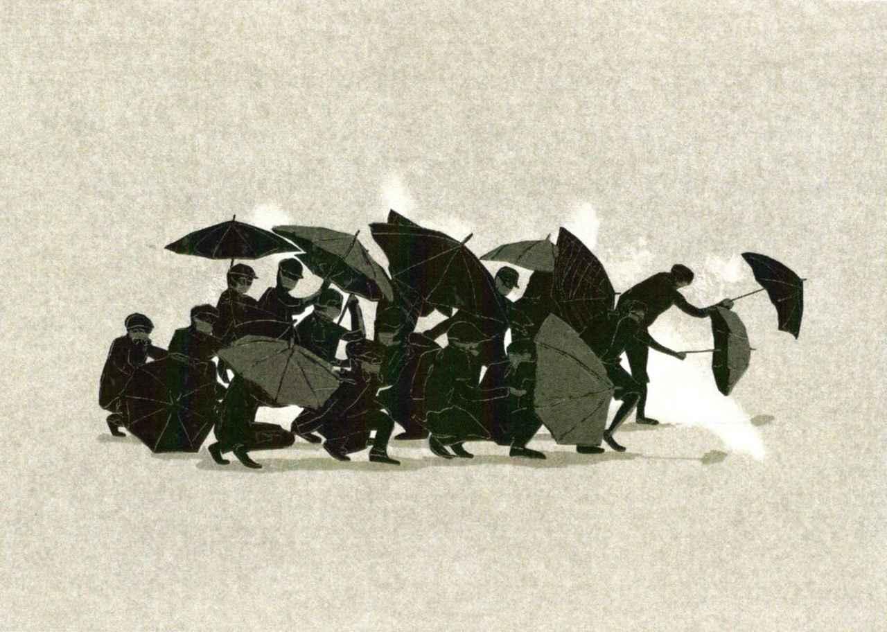 画像: Artist: Kinchoi Lam  Title: The Resistance #2 Medium: Digital art 2019