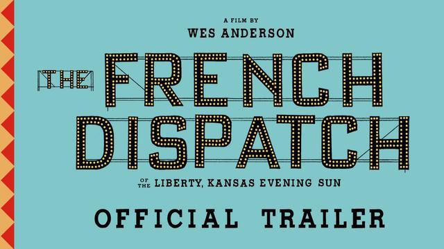 画像: THE FRENCH DISPATCH | Official Trailer youtu.be