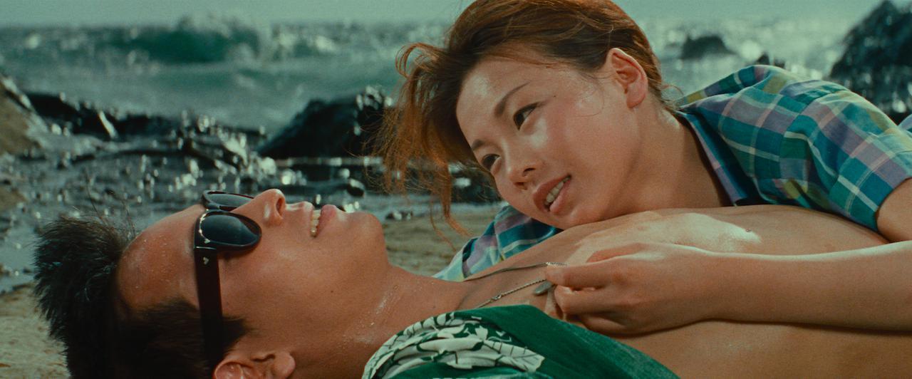 画像: 『青春残酷物語 デジタル修復版』 (C)1960/2014松竹株式会社