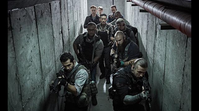 画像: 『PMC:ザ・バンカー』謎の地下要塞映像 youtu.be