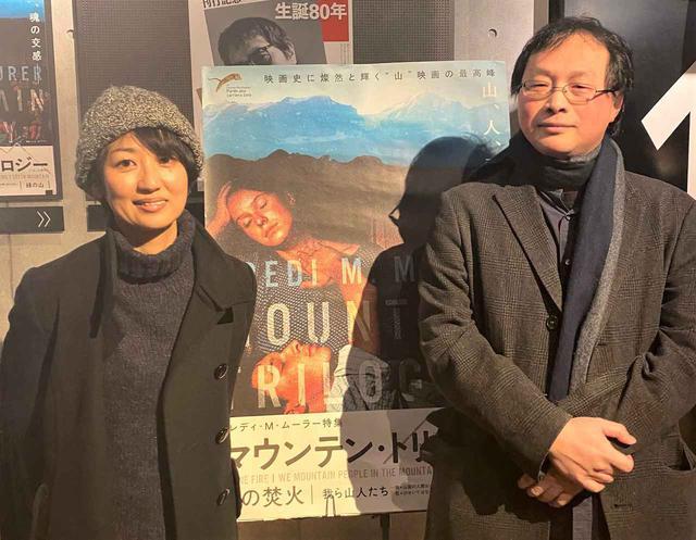 画像: 左より横浜聡子監督、深田晃司監督