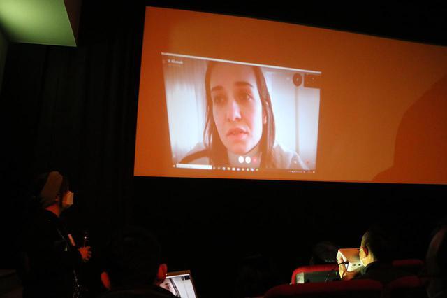 画像2: 【映画『娘は戦場で生まれた』公開初日 ワアド・アルカティーブ監督スカイプQ&A 2/29(土)シアター・イメージフォーラムにて】