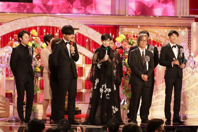 画像3: 第43回日本アカデミー賞授賞式 (C)日本アカデミー賞協会