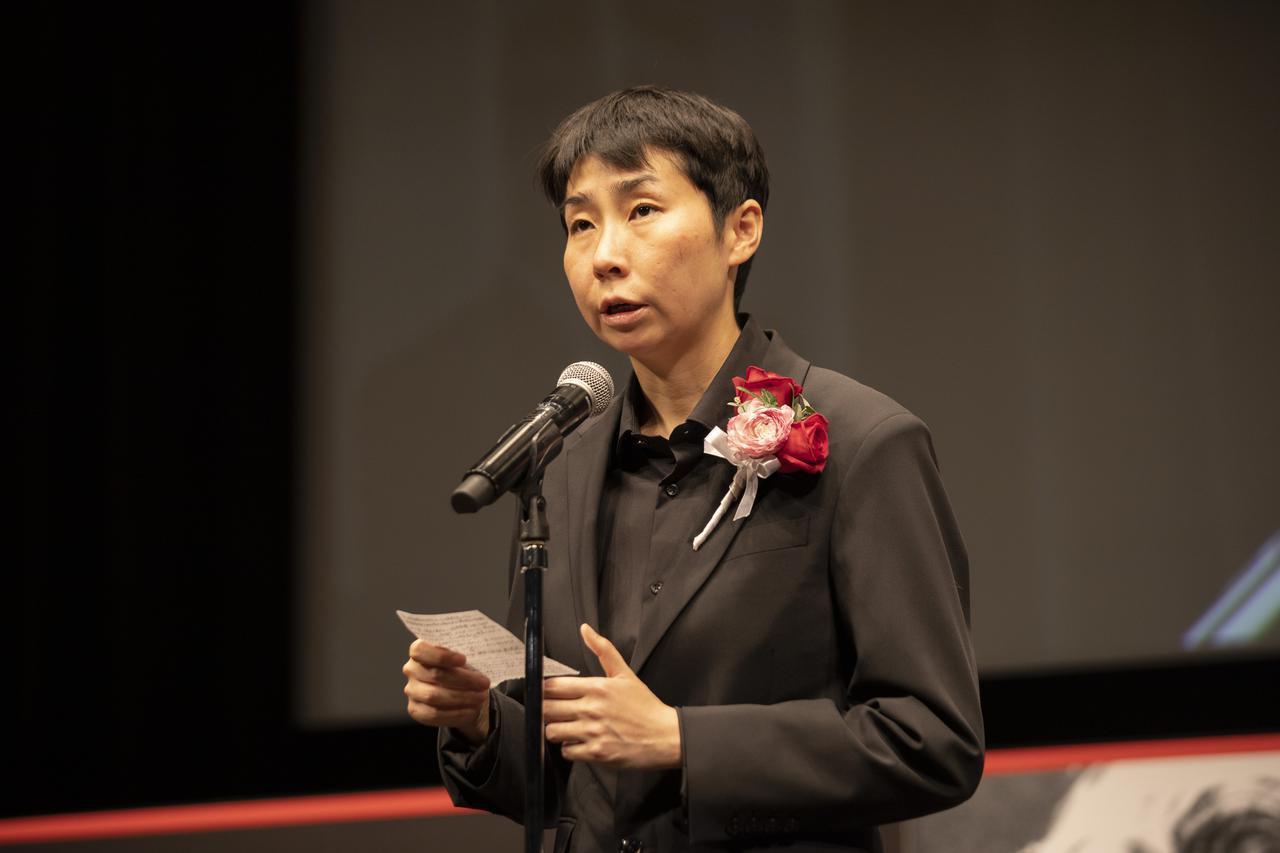 画像: 第1回大島渚賞 受賞者・小田 香監督