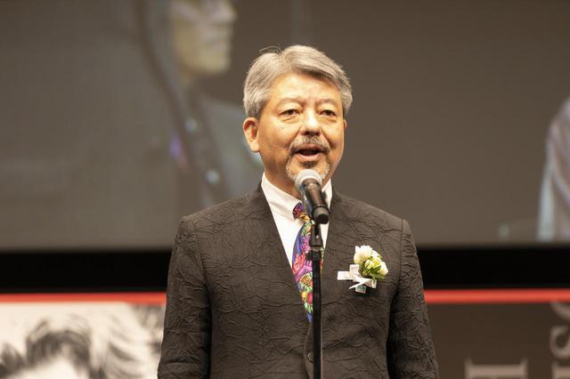 画像: 主催者代表 矢内 廣氏(一般社団法人PFF 理事長、ぴあ㈱代表取締役社長)