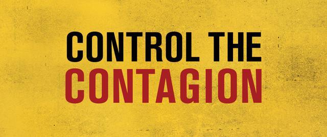 画像: Control the Contagion | Columbia University Mailman School of Public Health