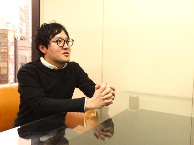 画像: 脚本マッチングサービス「Green-light」を立ち上げた和田有啓さん