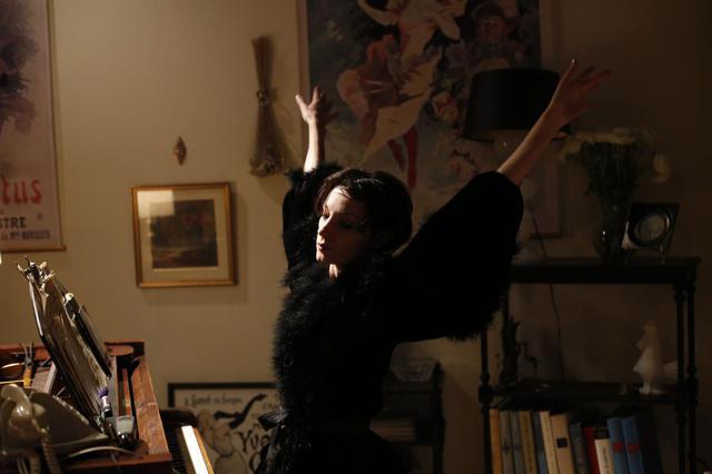 画像: 『バルバラ セーヌの黒いバラ』