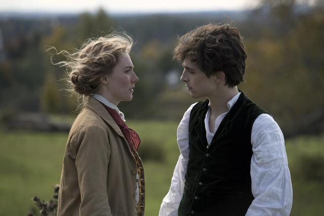 画像2: ジョーとエイミーが、ふたたび出会う場所をめぐって