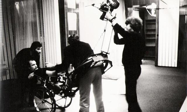 画像2: メイキング写真 ©1983 Gerald Kargl Ges.m.b.H. Filmproduktion