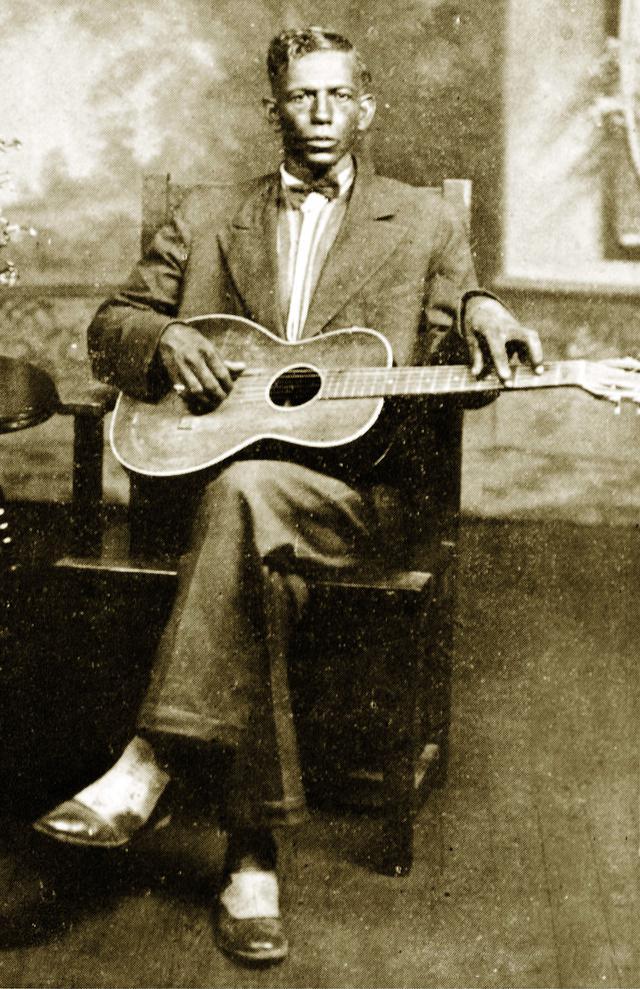 画像: From the collection of John Tefteller and Blues Images