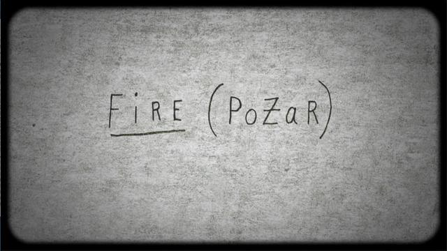 画像: FIRE (POZAR) youtu.be