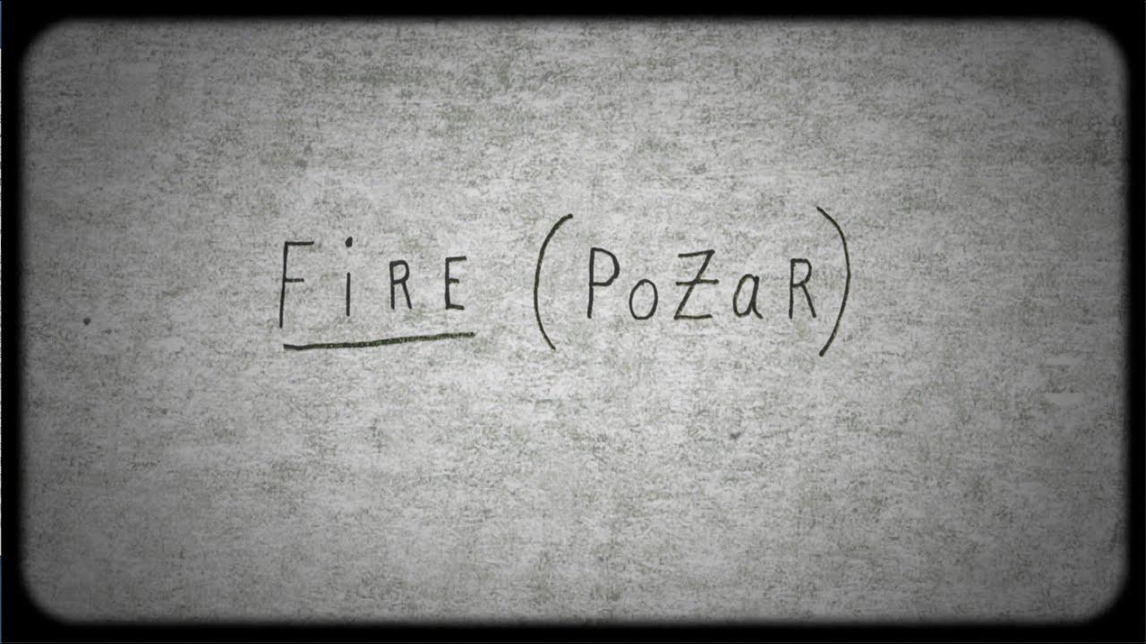 画像: FIRE (POZAR) youtu.be